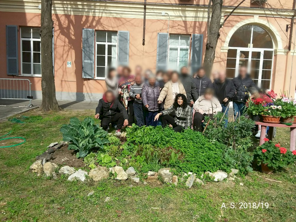 gruppo corsisti che partecipano al Progetto di