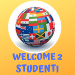 WELCOME2 STUDENTI