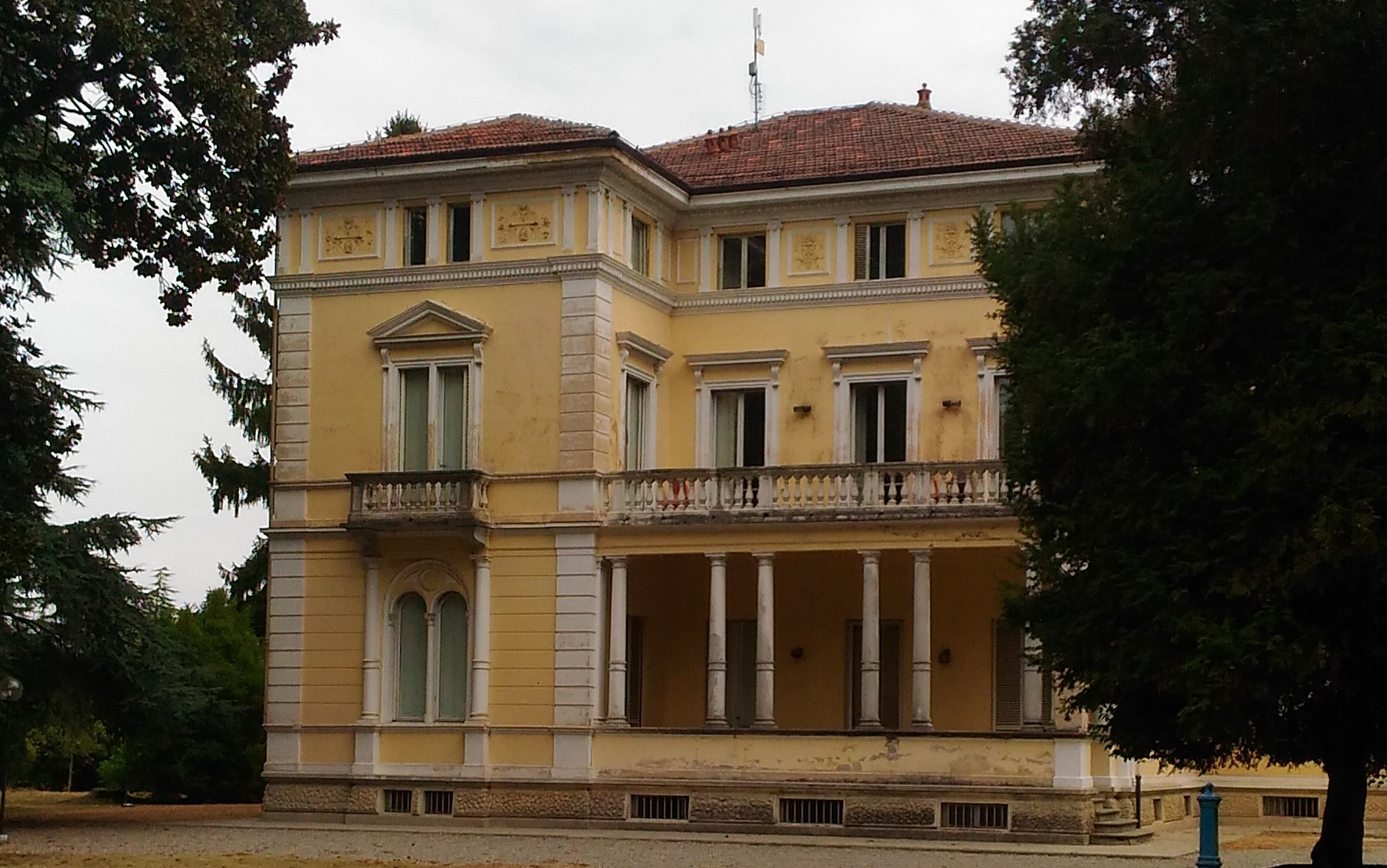 Villa Vallero