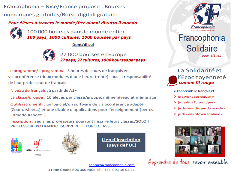Francophonia Solidaire