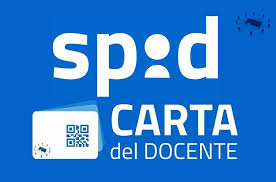 CARTA DOCENTE MIUR SPID